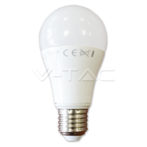 LED spuldze - LED Bulb - 15W A60 Е27 Thermoplastic White